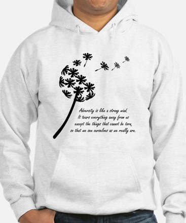 The Wind and The Dandelion Hoodie Sweatshirt