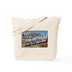Camp Hood Texas Tote Bag