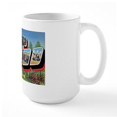 Camp Hood Texas Mug