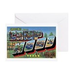 Camp Hood Texas Greeting Cards (Pk of 10)