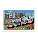 Camp Hood Texas Postcards (Package of 8)
