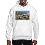 Camp Hood Texas (Front) Hooded Sweatshirt