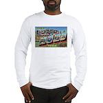 Camp Hood Texas Long Sleeve T-Shirt
