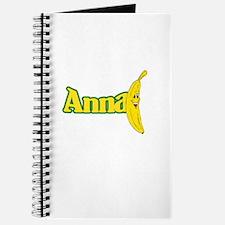 Anna Banana Journal