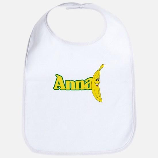 Anna Banana Bib