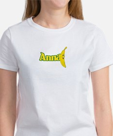 Anna Banana Women's T-Shirt