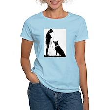 German Shepherd Obedience T-Shirt
