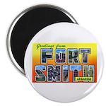Fort Smith Arkansas Magnet