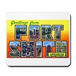 Fort Smith Arkansas Mousepad