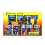 Fort Smith Arkansas Postcards (Package of 8)