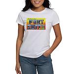 Fort Smith Arkansas (Front) Women's T-Shirt