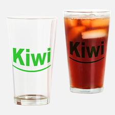 Kiwi Drinking Glass