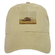 Kansas Wheat Harvest Baseball Cap