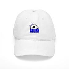 Soccer Mom (Blue) Baseball Cap