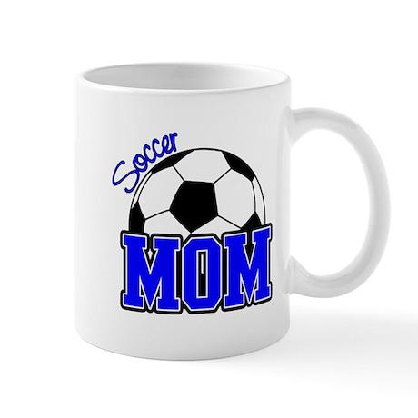 Soccer Mom (Blue) Mug