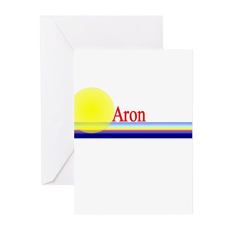 Aron Greeting Cards (Pk of 10)