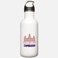 Cambodia Water Bottle