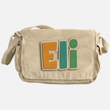 Eli Messenger Bag