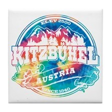 Kitzbühel Old Circle Tile Coaster