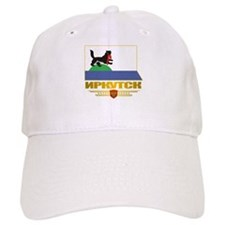 Irkutsk Flag Baseball Cap