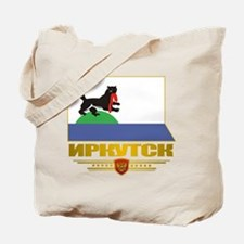 Irkutsk Flag Tote Bag