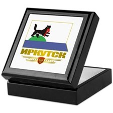 Irkutsk Flag Keepsake Box
