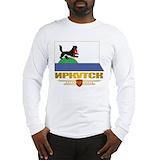 Irkutsk Long Sleeve T-shirts