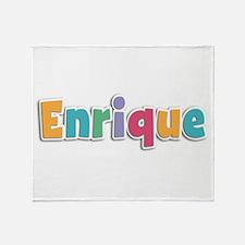 Enrique Throw Blanket
