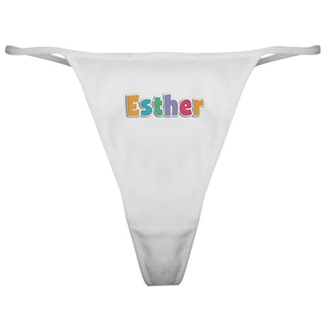 Esther Classic Thong