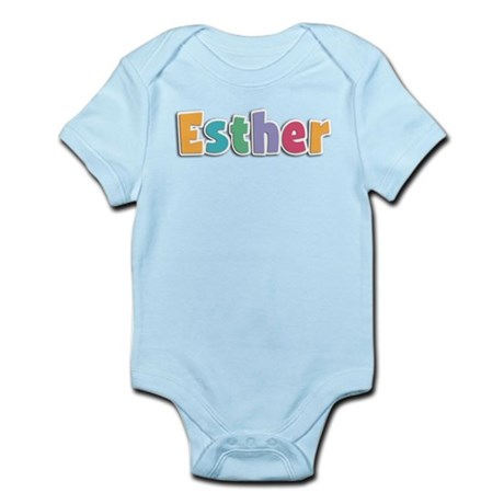 Esther Infant Bodysuit
