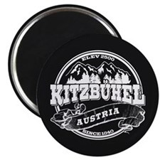 Kitzbühel Old Circle Magnet
