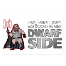 The Dwarf Side Postcards (Package of 8)