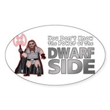 The Dwarf Side Decal