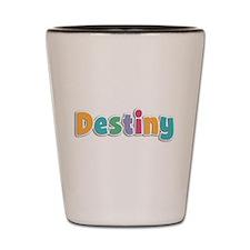 Destiny Shot Glass
