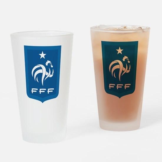France Pint Glass