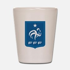 France Shot Glass