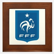 France Framed Tile