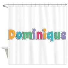 Dominique Shower Curtain