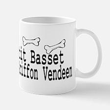 Petite Basset Griffon Vendeen Gifts Mug