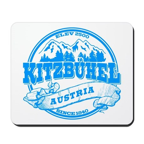 Kitzbühel Old Circle Mousepad