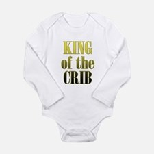 Funny Mixed fighting Long Sleeve Infant Bodysuit