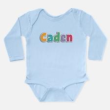 Caden Long Sleeve Infant Bodysuit