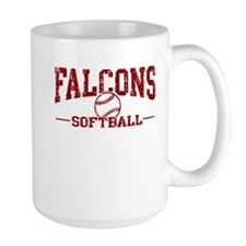 Falcons Softball Mug