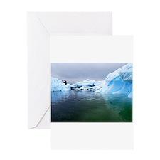 Antarctica Water! Iceberg Greeting Card