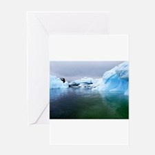Antarctica Water! Iceberg Greeting Card