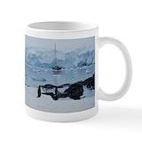 Port lockroy Standard Mugs (11 Oz)
