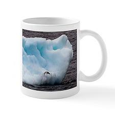 Adelie Penguin on Iceberg Small Mug