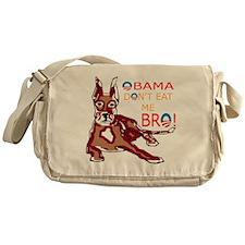 DONT EAT ME BRO Messenger Bag