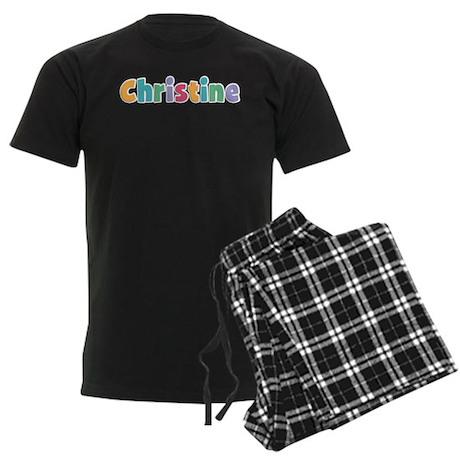Christine Men's Dark Pajamas
