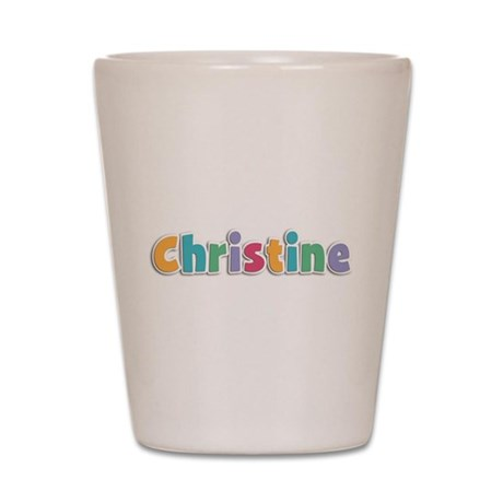 Christine Shot Glass